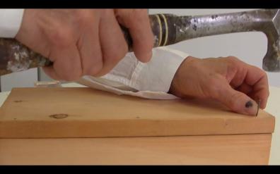 Home Making video woodworking screenshot