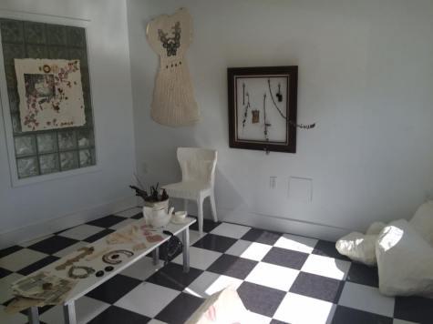 The Ladies: Isabella, installation view,