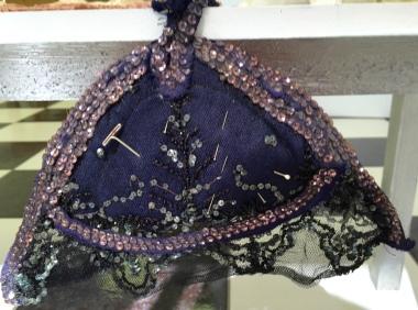 Isabella's pin cushion
