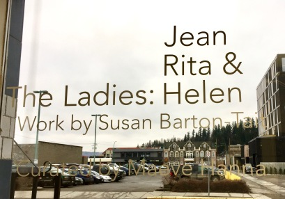 An exhibition curated by Maeve Hanna, work by Susan Barton-Tait