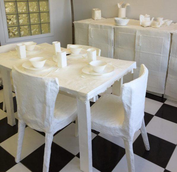 cast paper kitchen