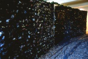 earth wall,