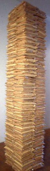 pillar of sawdust