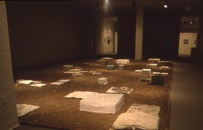 """Sediments""exhibition"