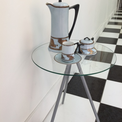Rita's coffee set