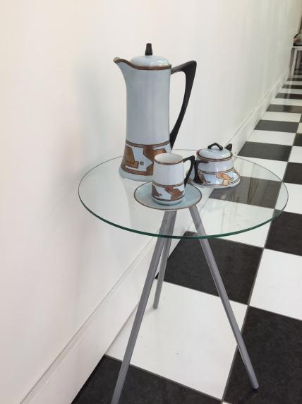 Rita's coffee set
