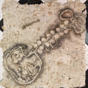 The Ancestor Quilt piece