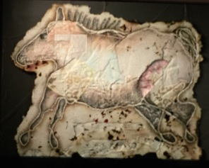 ancient animal drawing III