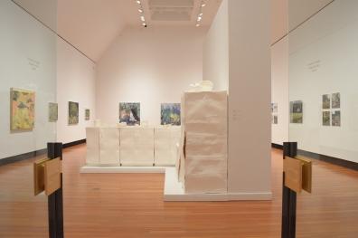 Broken Paths exhibition